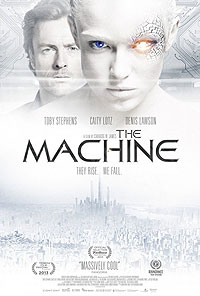 Machine, The (2013) Movie Poster