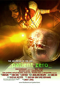 Patient Zero (2012) Movie Poster
