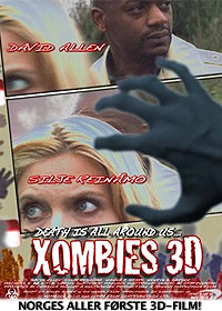 Xombies 3D (2011) Movie Poster