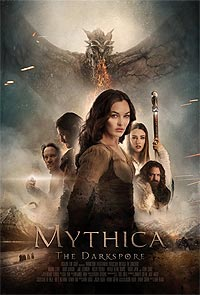 Mythica: The Darkspore (2015) Movie Poster