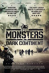 Monsters: The Dark Continent (2014) Movie Poster