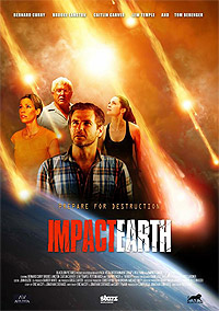 Impact Earth (2015) Movie Poster