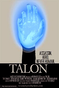 Talon (2011) Movie Poster
