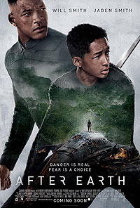 After Earth (2013) Movie Poster