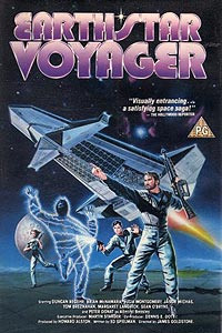 Earth Star Voyager (1988) Movie Poster