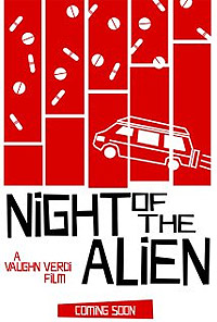 Night of the Alien (2011) Movie Poster