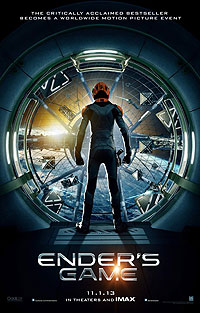 Ender's Game (2013) Movie Poster