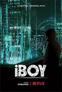 IBoy (2017) Movie Poster