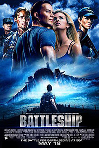 Battleship (2012) Movie Poster