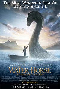 Water Horse, The (2007) Movie Poster