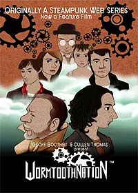 Wormtooth Nation (2008) Movie Poster