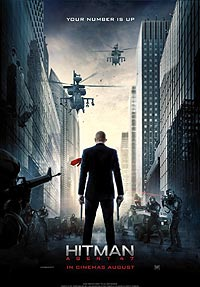 Hitman: Agent 47 (2015) Movie Poster