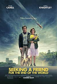 Seeking a Friend for the End of the World (2012) Movie Poster