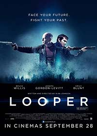 Looper (2012) Movie Poster