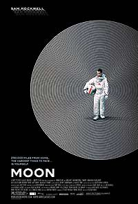 Moon (2009) Movie Poster
