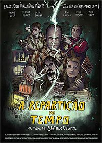 Repartição do Tempo, A (2016) Movie Poster