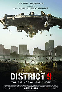 District 9 (2009) Movie Poster