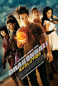 Dragonball Evolution (2009) Movie Poster