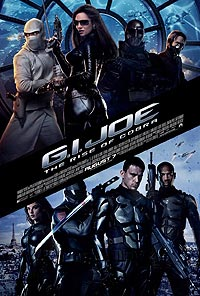 G.I. Joe: The Rise of Cobra (2009) Movie Poster