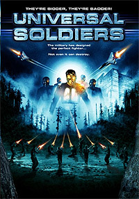 Universal Soldiers (2007) Movie Poster