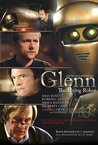 Glenn, the Flying Robot (2010) Movie Poster