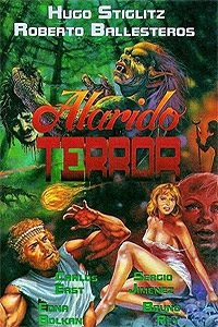 Alarido del Terror (1991) Movie Poster