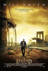 I Am Legend (2007) Movie Poster