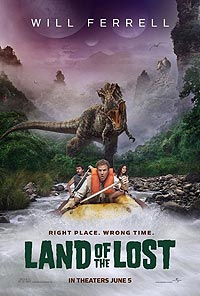 Land of the Lost (2009) Movie Poster