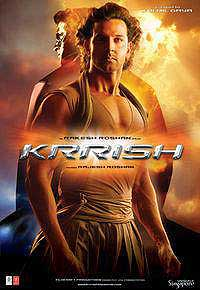 Krrish (2006) Movie Poster