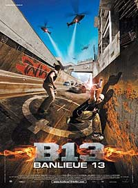 Banlieue 13 (2004) Movie Poster