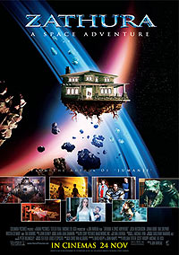 Zathura: A Space Adventure (2005) Movie Poster