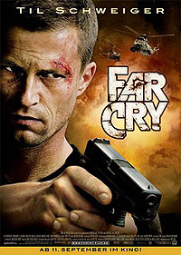 Far Cry (2008) Movie Poster