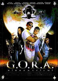 G.O.R.A. (2004) Movie Poster