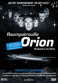 Raumpatrouille Orion - Rücksturz ins Kino (2003) Movie Poster