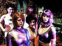 Image from: Candy Von Dewd and the Girls from Latexploitia (2002)
