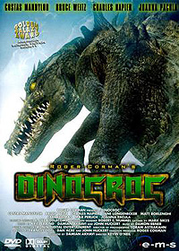 Dinocroc (2004) Movie Poster