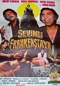 Sevimli Frankenstayn (1975) Movie Poster