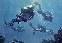 Image from: Captain Nemo and the Underwater City (1969)