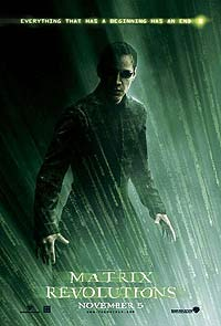Matrix Revolutions, The (2003) Movie Poster