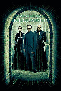 Matrix Reloaded, The (2003) Movie Poster