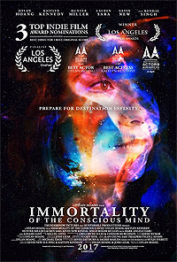 Immortality of the Conscious Mind (2016) Movie Poster