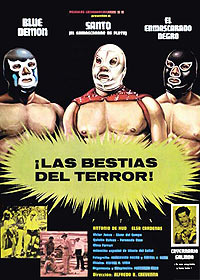 Bestias del Terror, Las (1973) Movie Poster