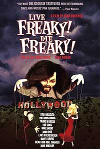Live Freaky Die Freaky (2006) Movie Poster