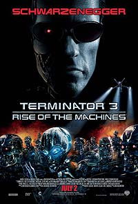 Terminator 3: Rise of the Machines (2003) Movie Poster