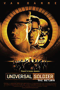 Universal Soldier: The Return (1999) Movie Poster