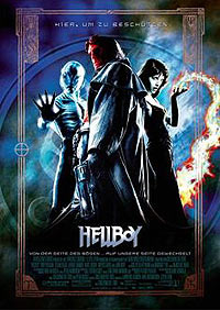Hellboy (2004) Movie Poster