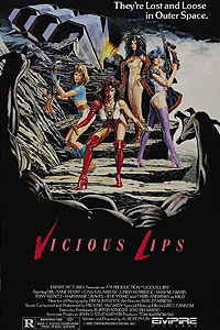 Vicious Lips (1986) Movie Poster