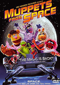 Muppets from Space (1999) Movie Poster