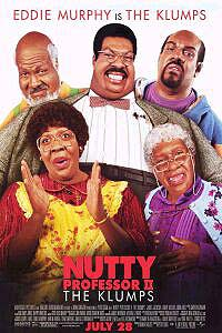 Nutty Professor II: The Klumps (2000) Movie Poster