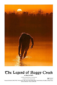 Legend of Boggy Creek, The (1972) Movie Poster